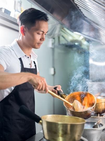 Mui Kee - Chef Ah Tung