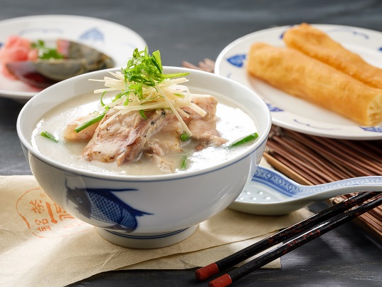 Mui Kee - Fish Belly Congee