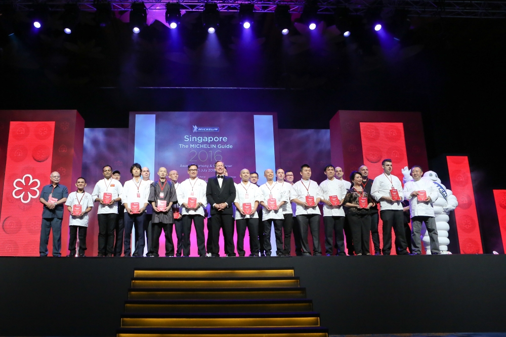 The MICHELIN guide inspectors distinguished 22 one star restaurants, covering all cooking styles and cuisines