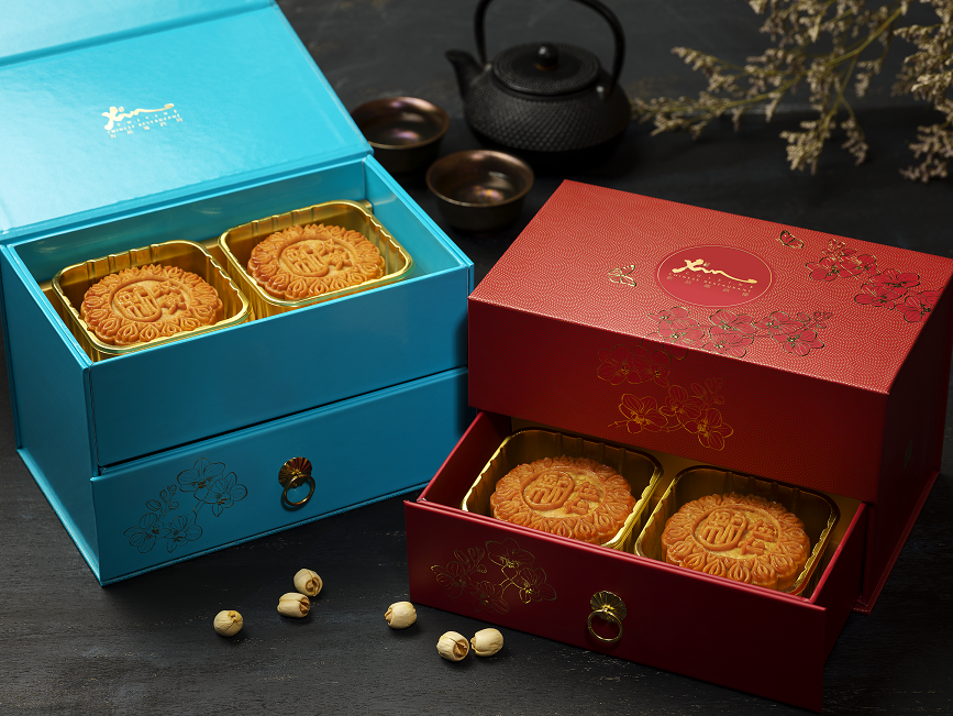 2017 Singapore Best Mooncakes Collection Xin Cuisine Chinese Restaurant Holiday Inn Singapore Atrium Luxury Asia Magazine Travel Lifestyle Tech Gadget Wine Dine Magazine