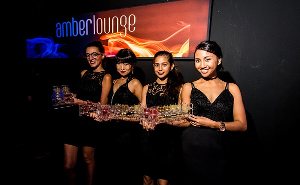 1 Little Black Dress - - Amber Lounge Singapore 2016