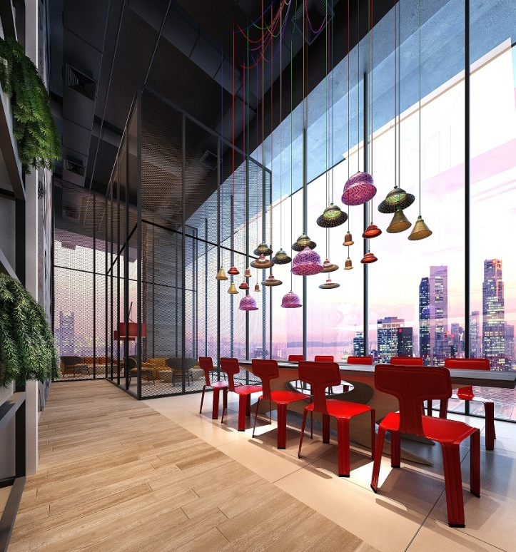 1Club Lounge and Co-Working Studio