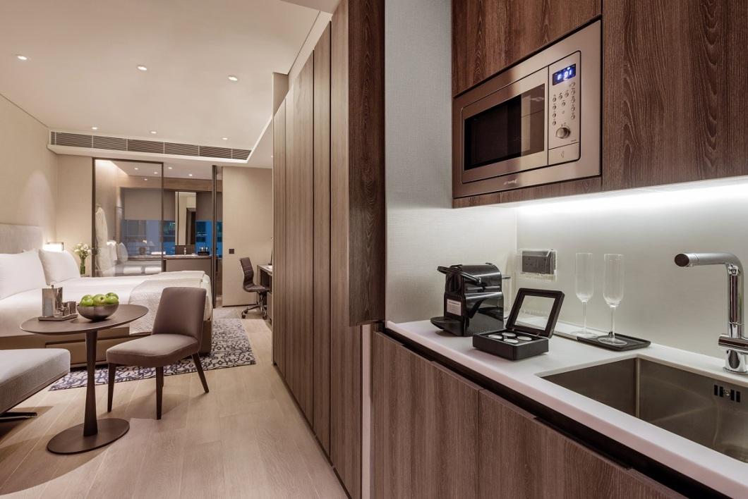 1Studio Apartment 1