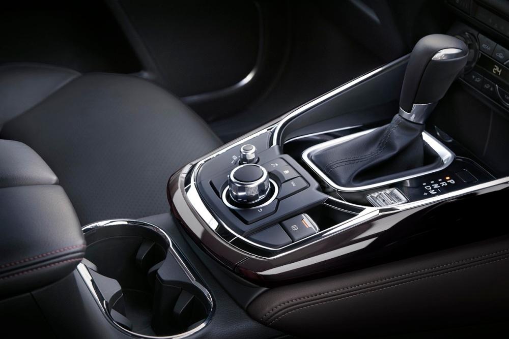 1The all-new Mazda CX-9 -centre console
