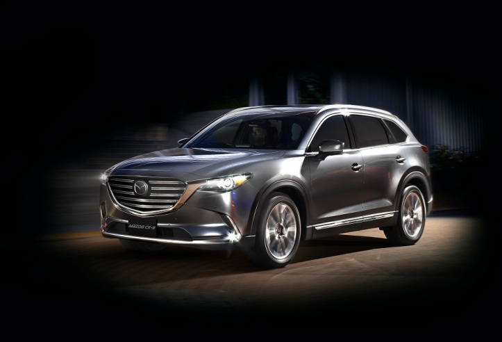 1The all-new Mazda CX-9 exterior (1)