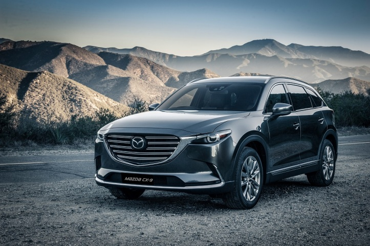 1The all-new Mazda CX-9 - exterior (6)