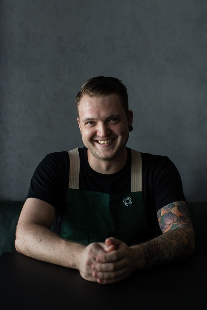 Blackwattle Head Chef_Joeri Timmermans