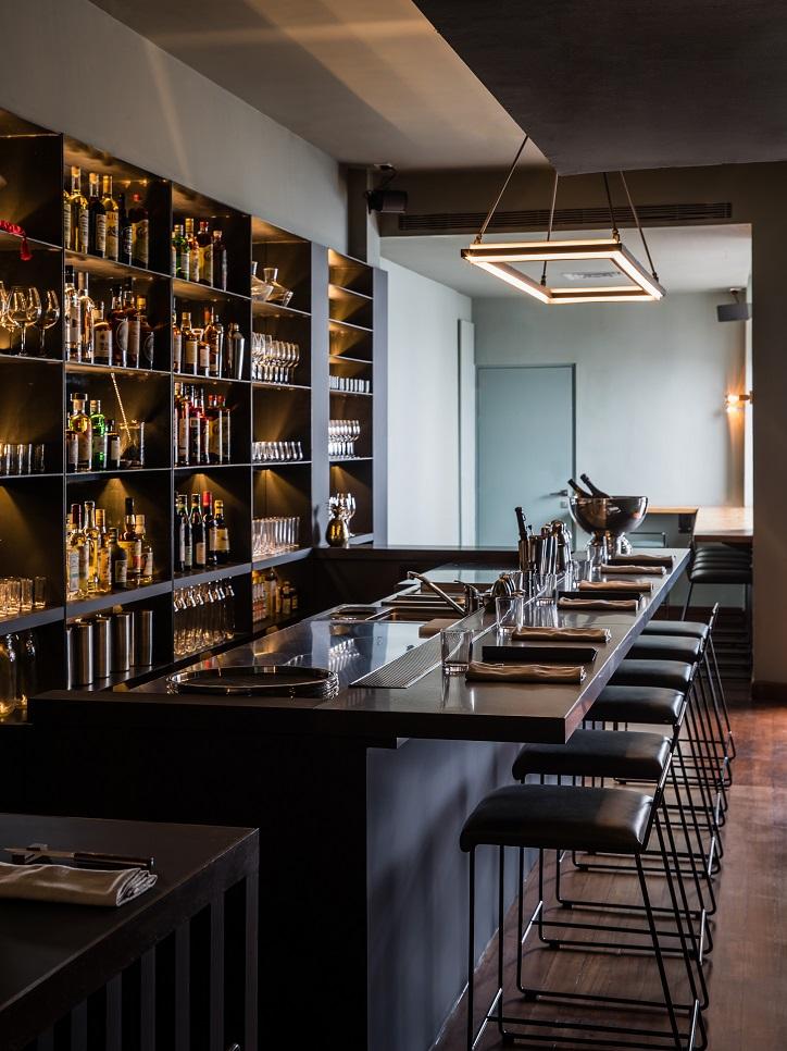 Blackwattle second floor bar