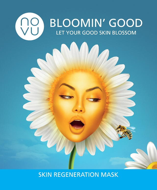 Bloomin Good Flower Mask