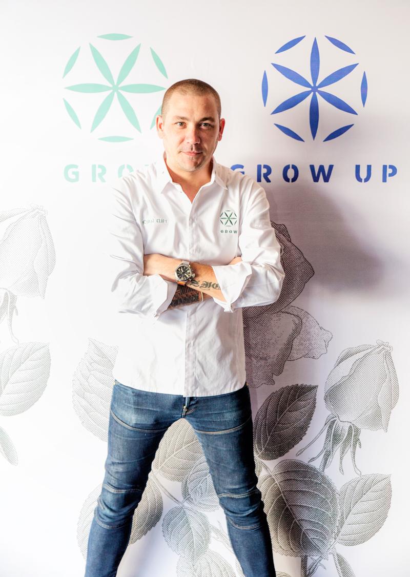 GROW Bali Chef Ryan Clift