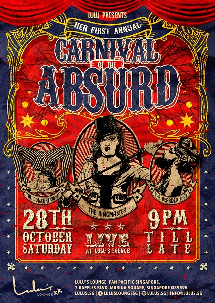 LuLus Lounge - Carnival of the Absurd