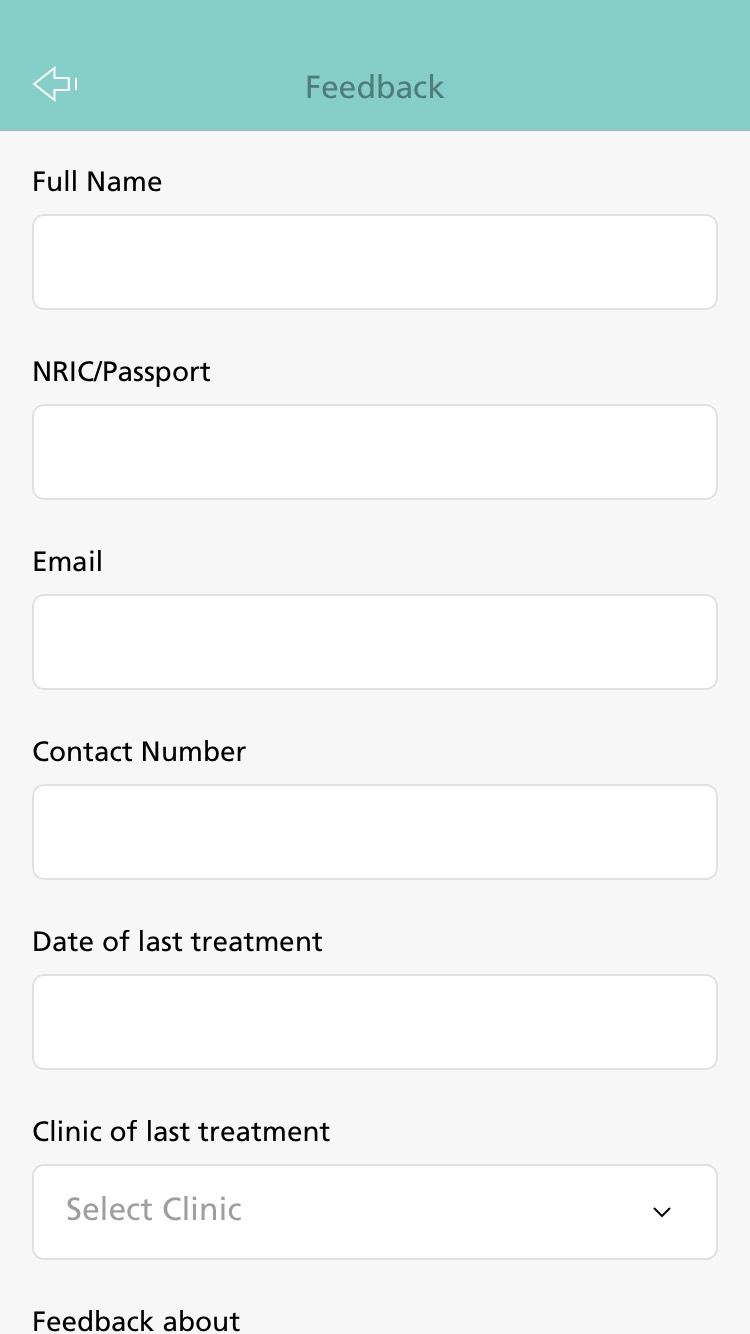 NOVU App - Feedback