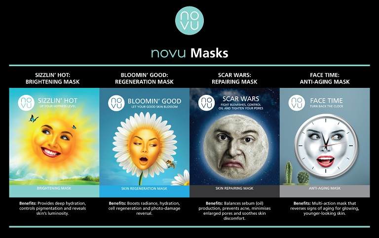 NOVU Masks