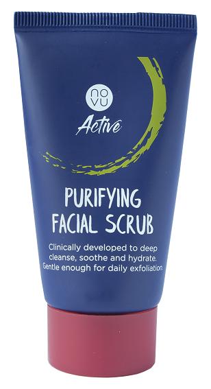 1purifying facial scrub