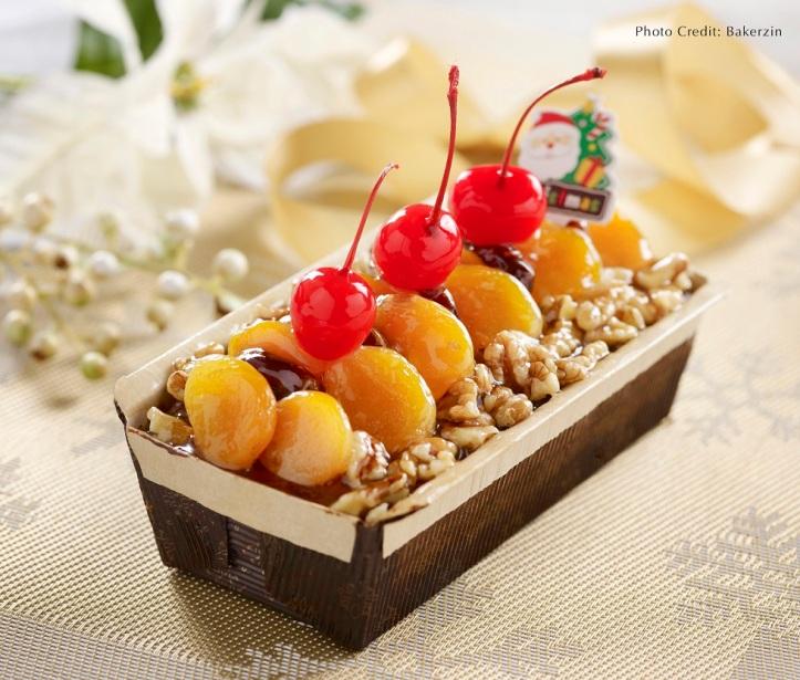 Aged Fruit Cake
