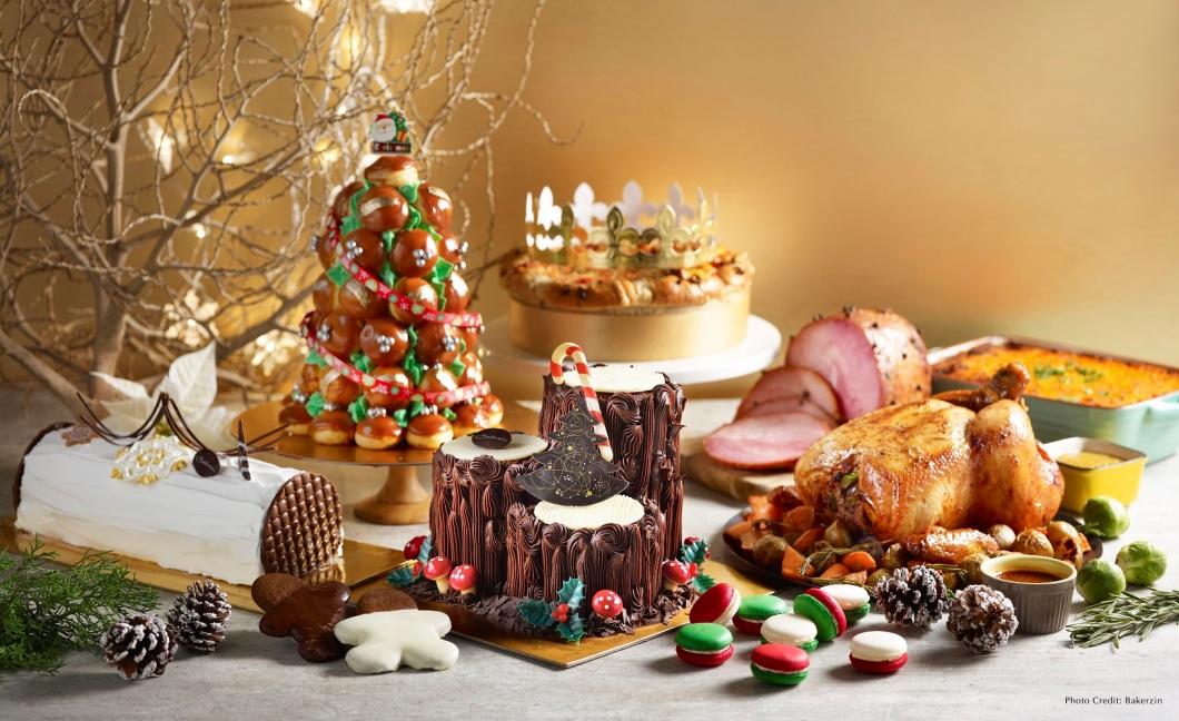 Bakerzin Christmas de la Perfecto Group Shot