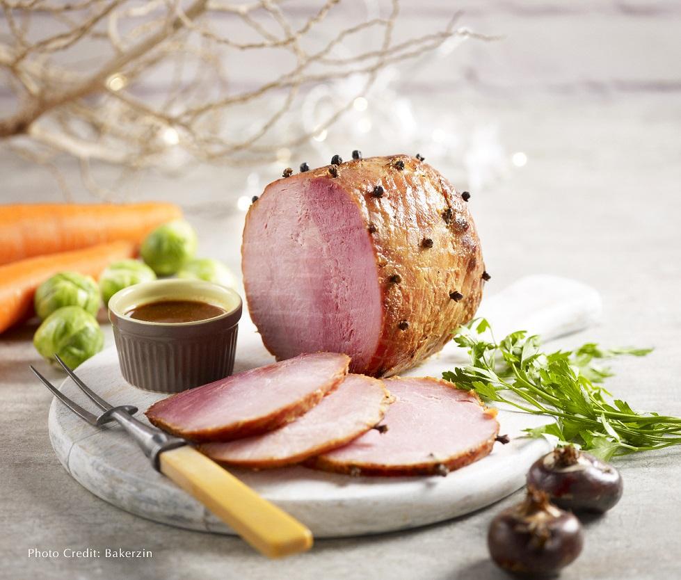 Dijon Mustard Gammon Ham