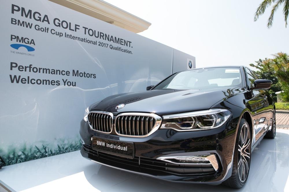 PMGA Golf Tournament 2017 - BMW 5 Series (4)