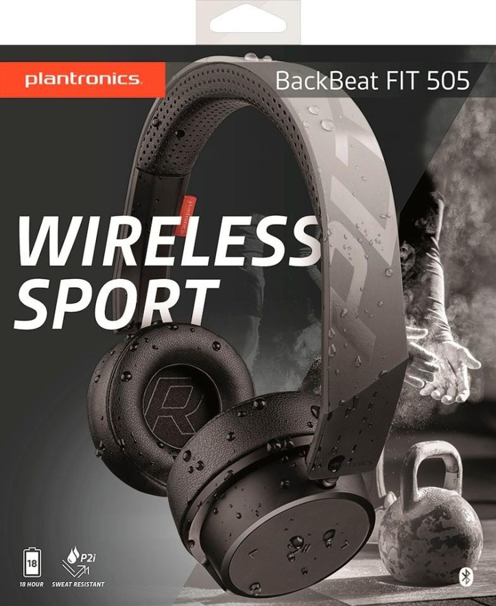 BackBeat FIT 505