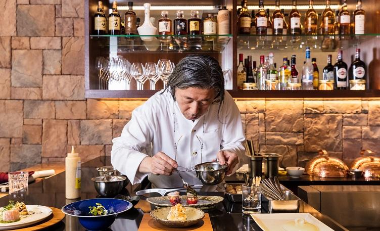 Chef Yonemura