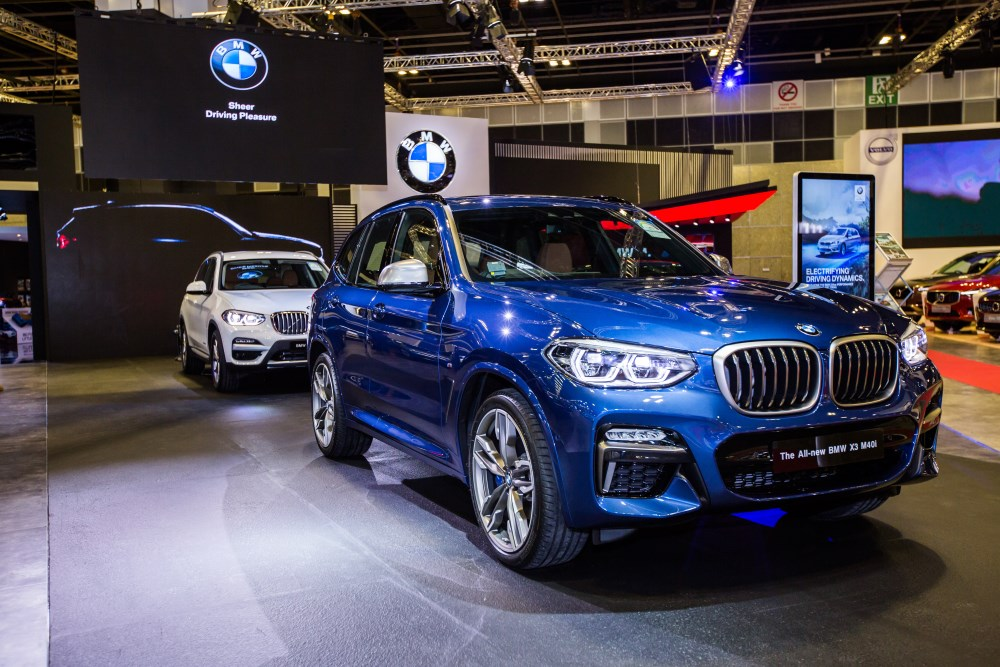 BMW at Singapore Motorshow 2018 - The all-new BMW X3 M40i M Performance (2)