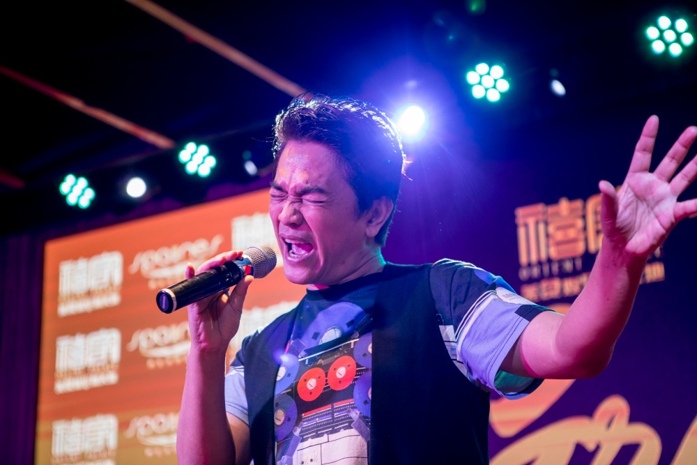 Jacky Wu (吴宗宪) song performance.JPG
