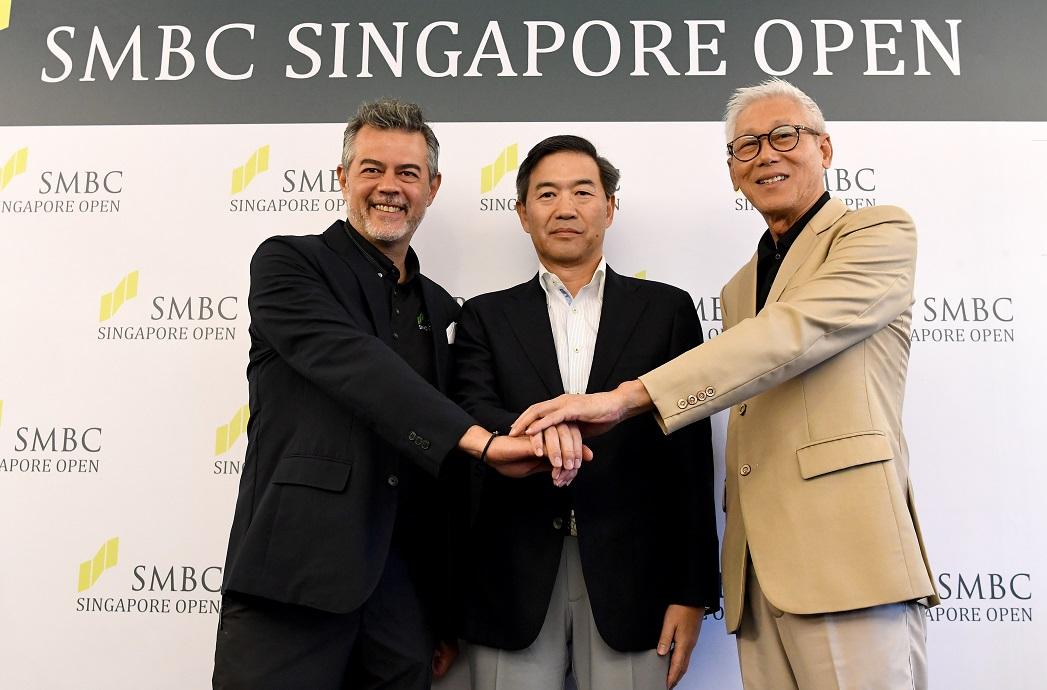 SMBC Singapore Open 2018
