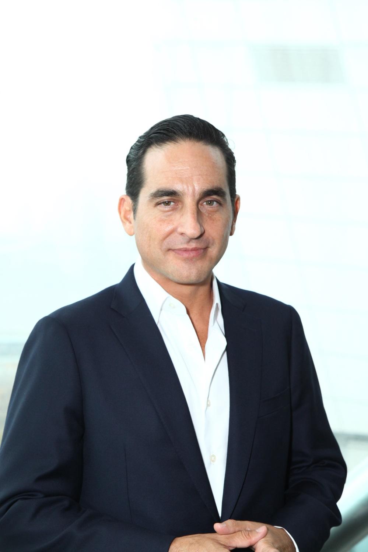 John Blanco General Manager of Capella Bangkok