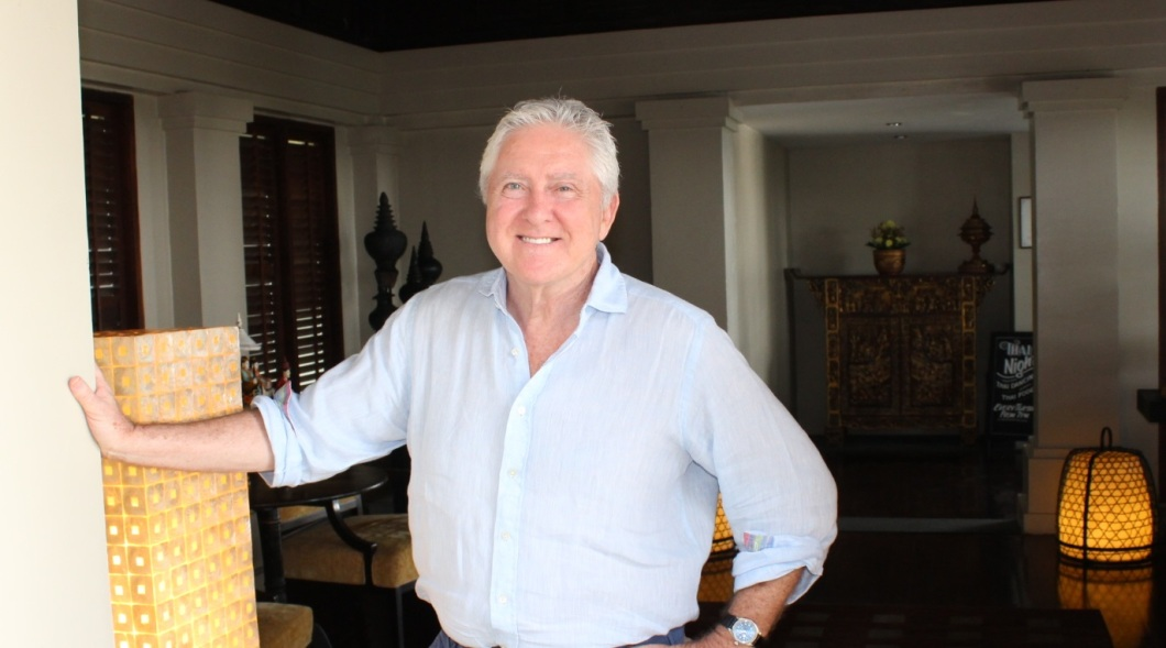 Interview with Gordon Oldham