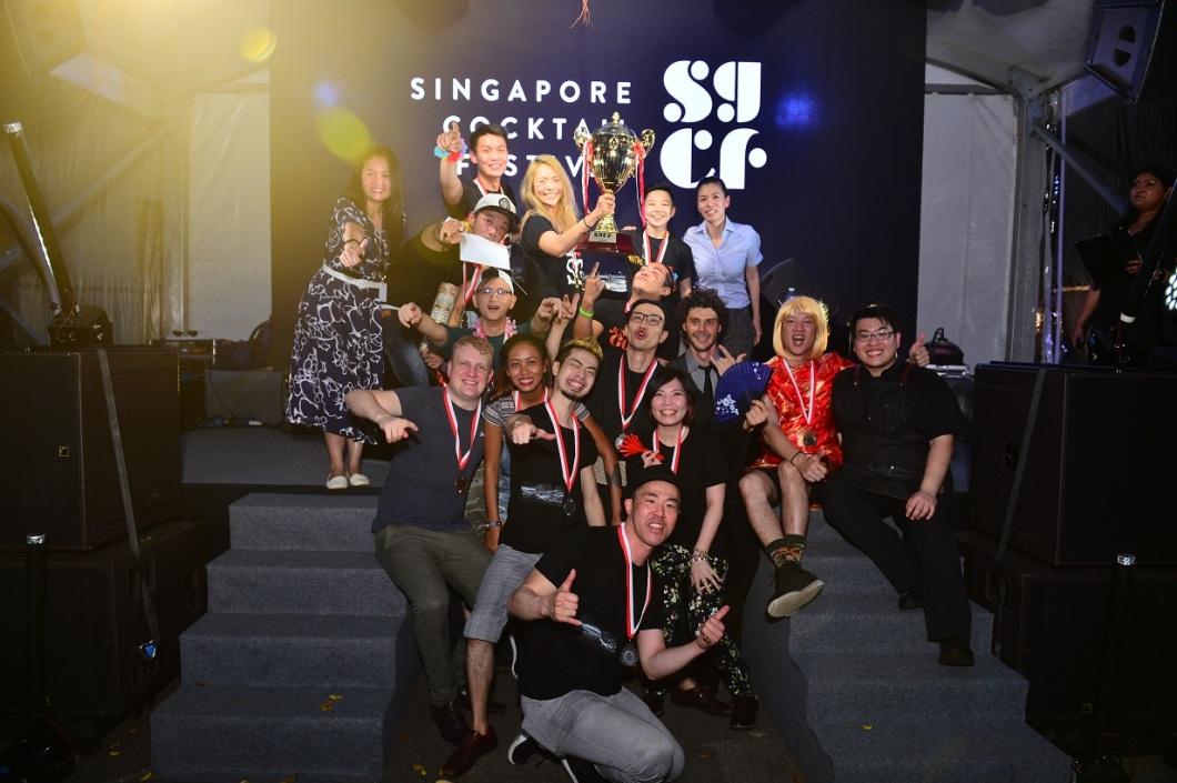 Singapore Cocktail Festival - Village - Asia Bar Battle
