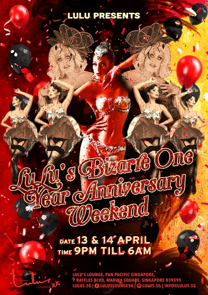 LuLu_s Lounge Celebrates One Year of Bizarre and Debauchery