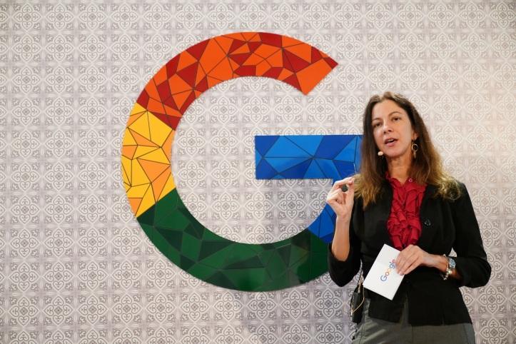 Stephanie Davis, Country Director, Google Singapore