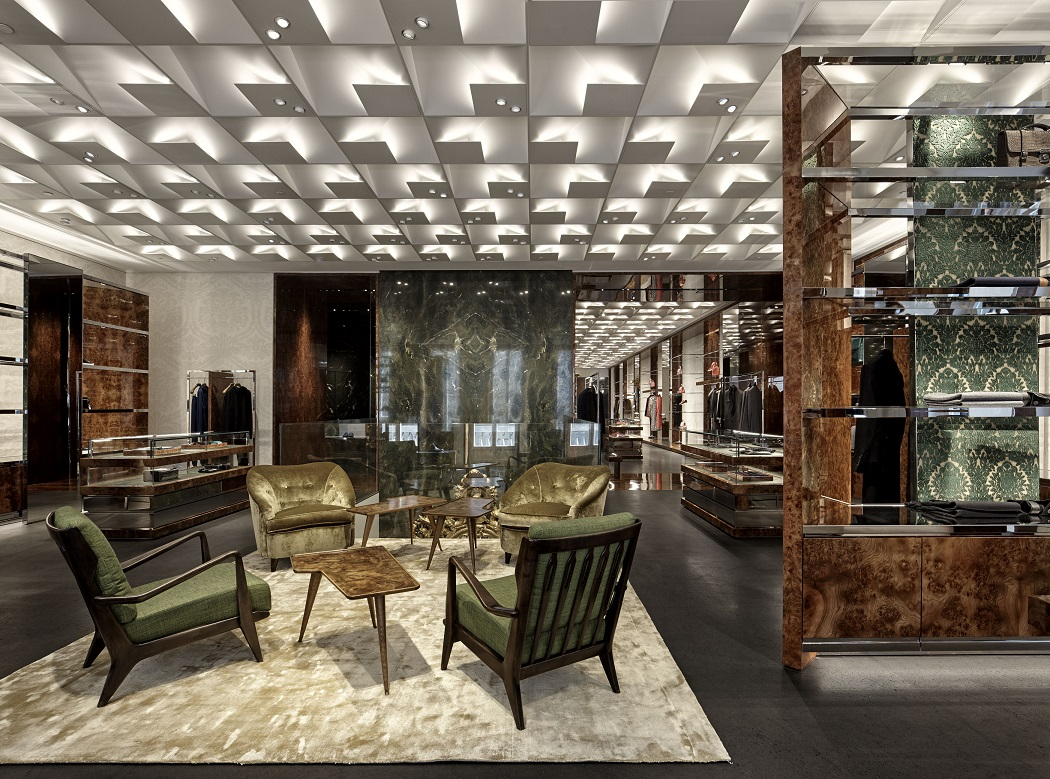 Dolce&Gabbana Via Montenapoleone Milan Boutique (1)