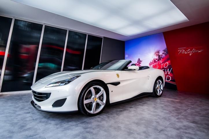 Ferrari Pop-up Singapore (4)