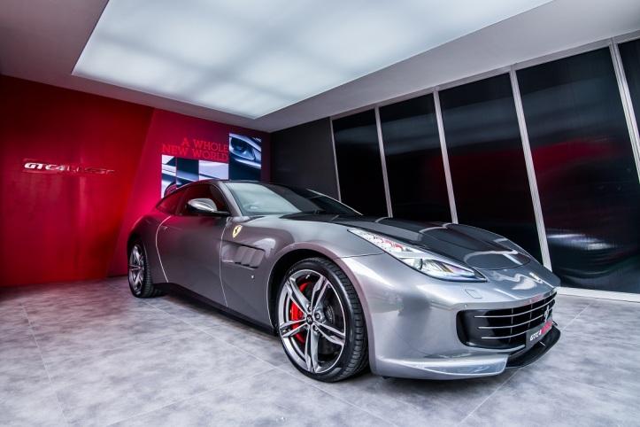 Ferrari Pop-up Singapore (5)