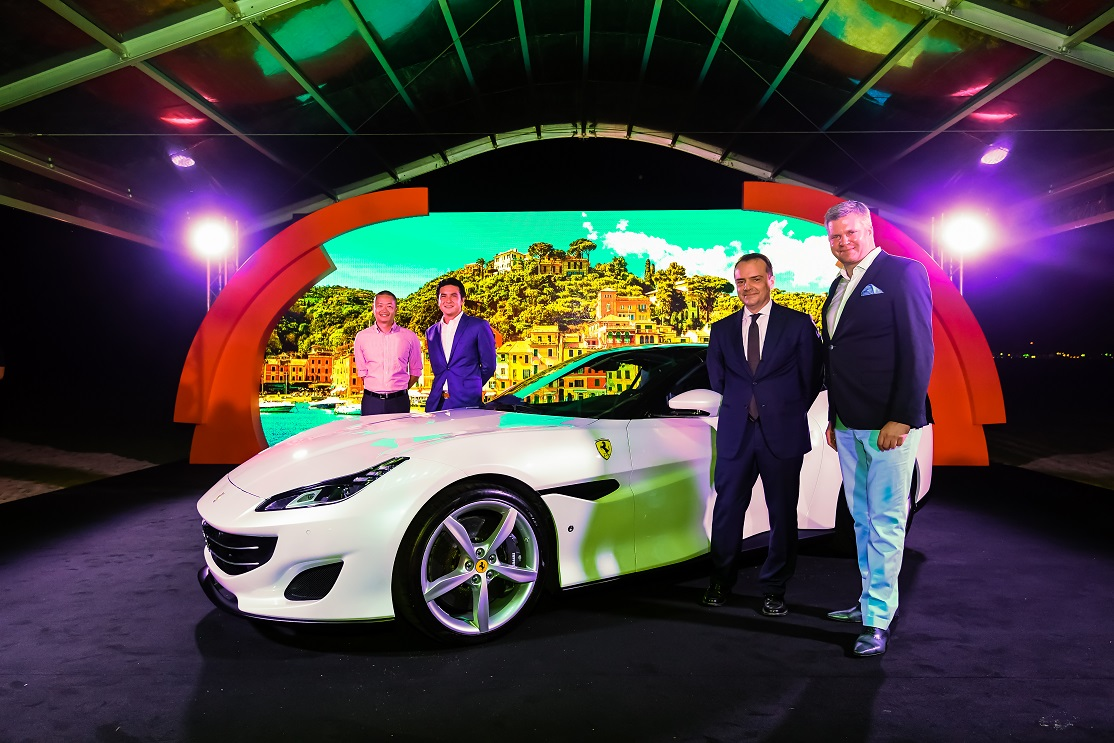 Ferrari Portofino Singapore Premiere (3)