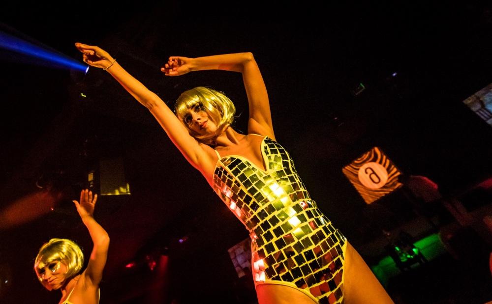 Amber Lounge - Dancers
