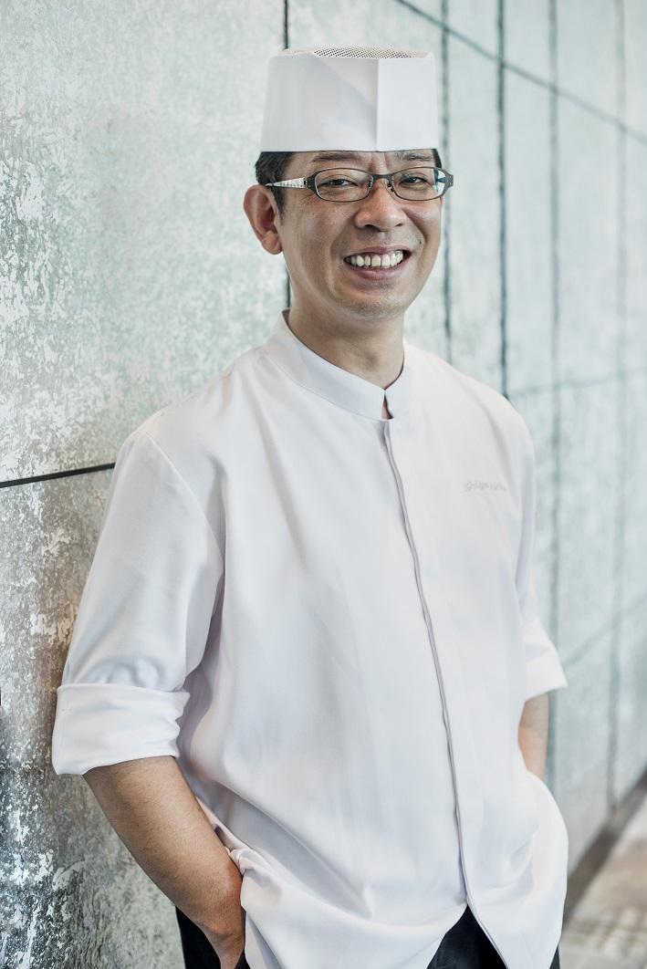 NAMI - Chef Shigeo Akiba 1