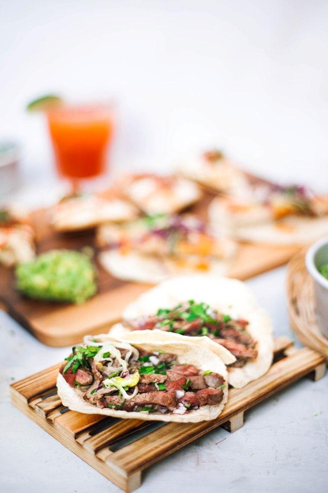 Papi_s Tacos - Tacos De Asada