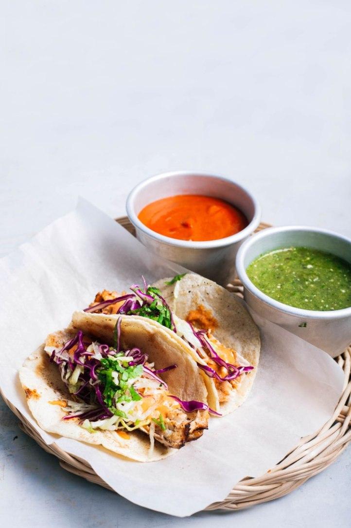 Papi_s Tacos - Tacos De Pescado 1