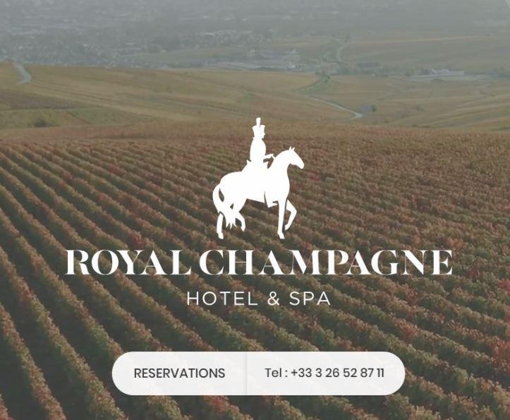 royal champagne