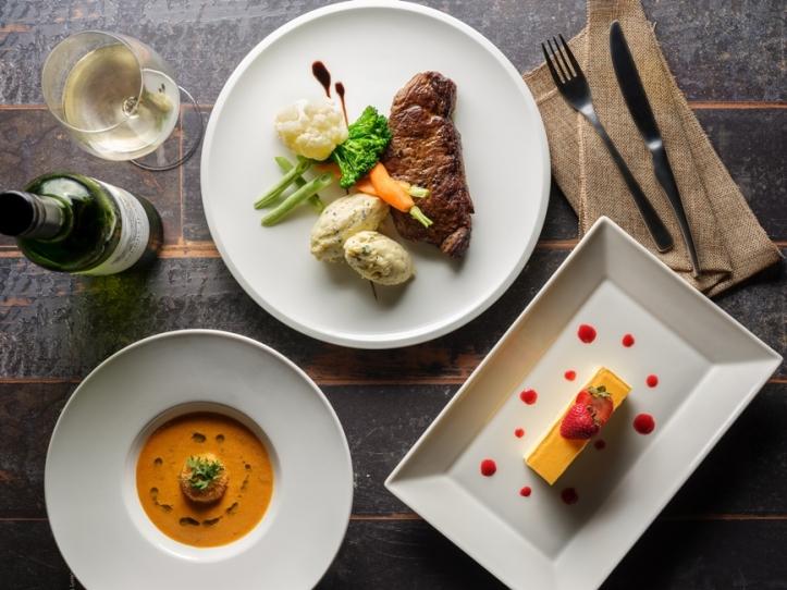 SE7ENTH - 3-course set dinner