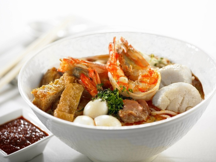 Four Seasons Hotel Singapore_Laksa