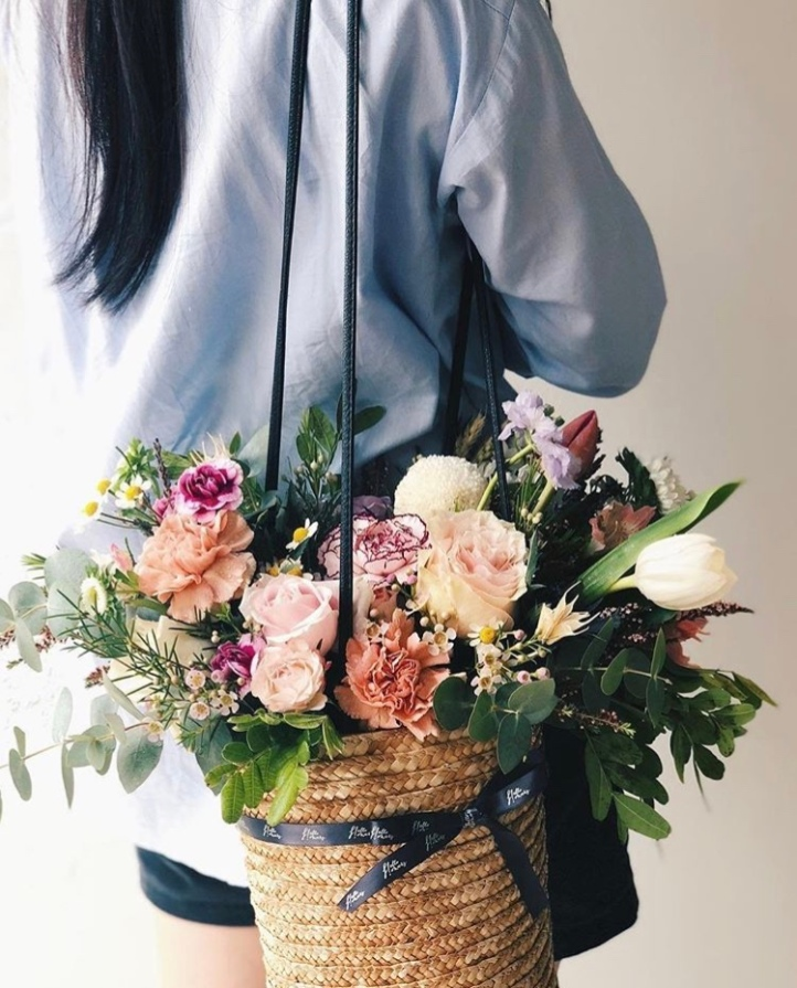 Hello Flowers Bouquet Image