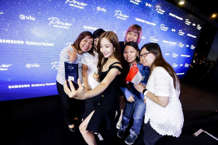 Samsung (in Partnership with Viu ) Celebrates the Launch of the