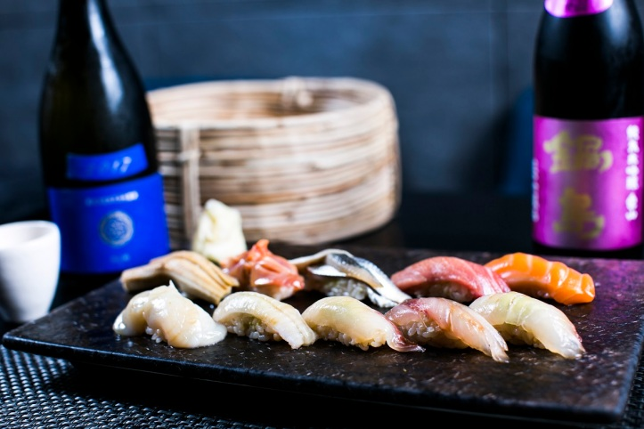 RIZU - Assorted Nigiri Sushi Premium 2