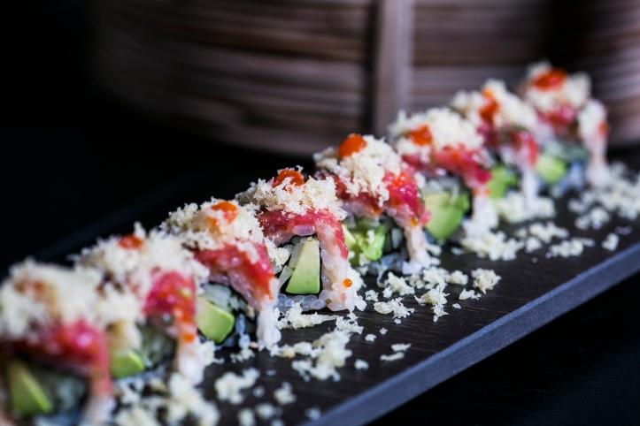 RIZU - Crunchy Spicy Tuna Roll 1