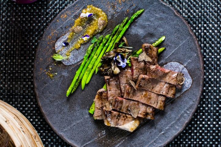 RIZU - Wagyu A4 Striploin Steak 1