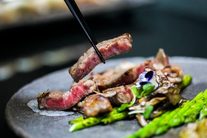 RIZU - Wagyu A4 Striploin Steak 2