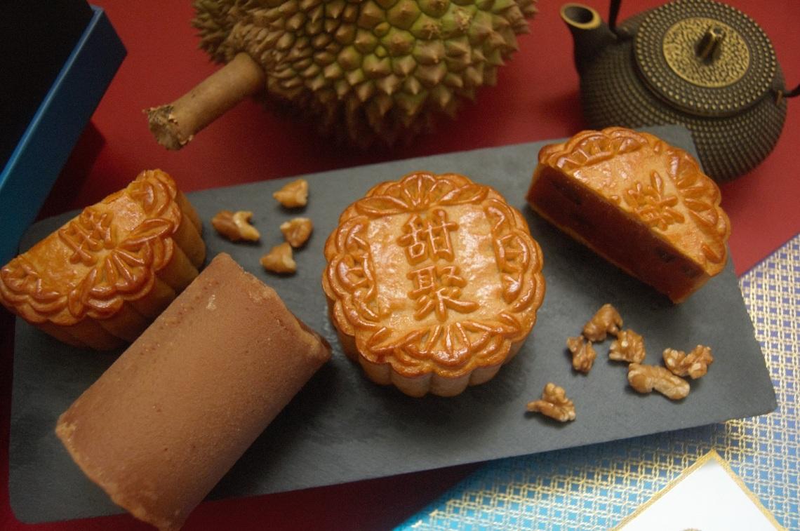 SUCRE MidAutumn mooncakes